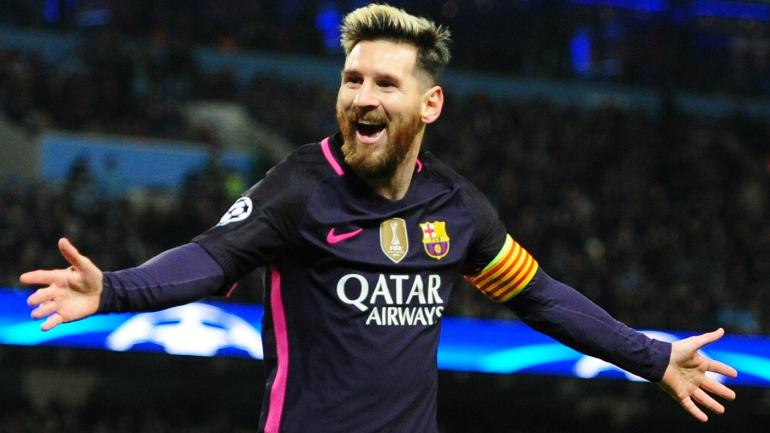 Watch Mlb Network >> Report: Messi tells Barcelona that he isn't considering contract renewal right now - CBSSports.com