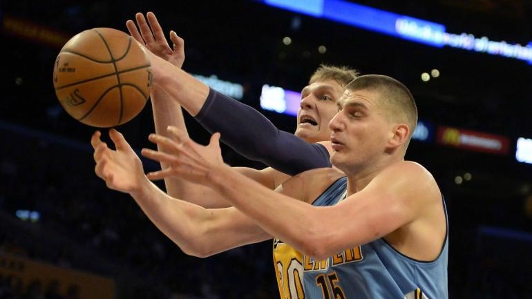 Fantasy Basketball Today Podcast: Worried about Klay Thompson, Nikola Jokic?