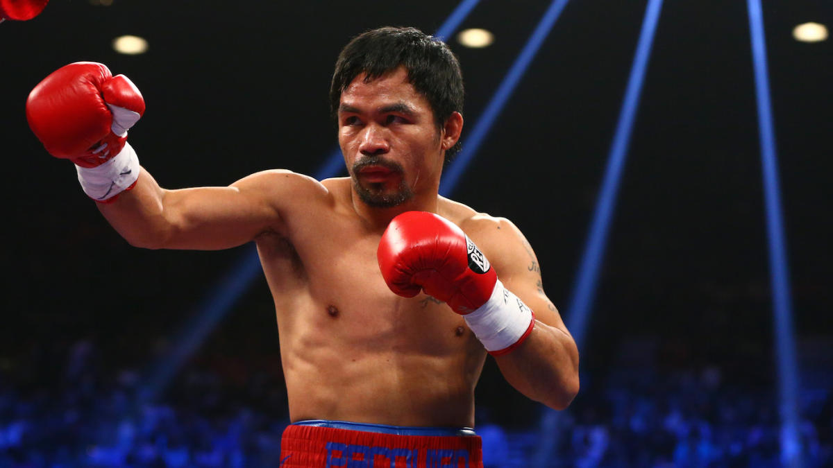Manny Pacquiao 'discouraging' ...