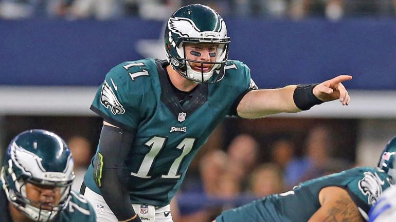 1126082a886 Philadelphia Eagles-Washington Redskins odds  Picks from expert on an Eagles  roll - CBSSports.com