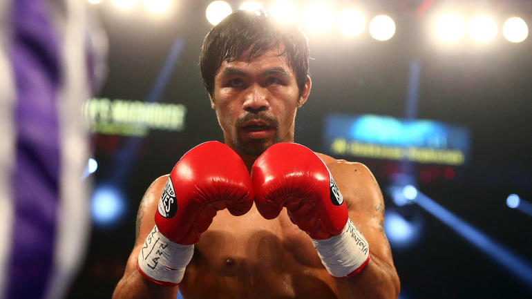 Report Manny Pacquiao Signs With Longtime Floyd Mayweather Adviser