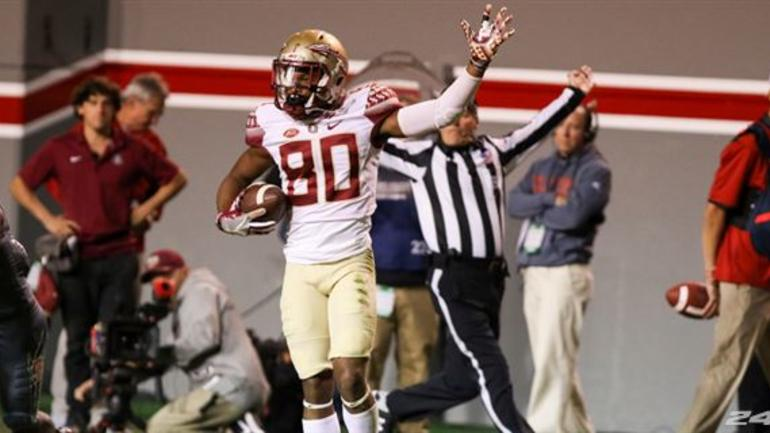 new product 6d6f3 f2389 FSU's Nyqwan Murray emulating Pro Bowl receiver Antonio ...