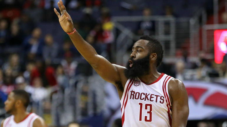 Fantasy Basketball Stock Watch Buying James Harden