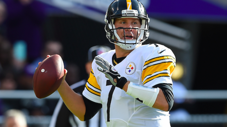 Heres How Steelers QB Ben Roethlisberger Spent His Off Day