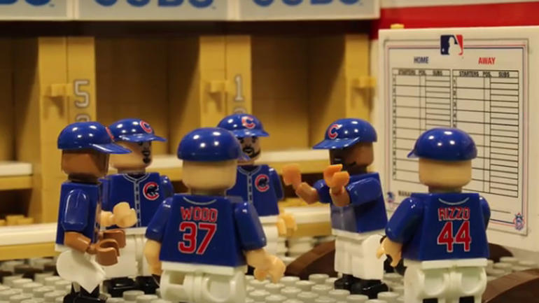 WATCH: Cubs Game 7 World Series win receives the LEGO treatment ...