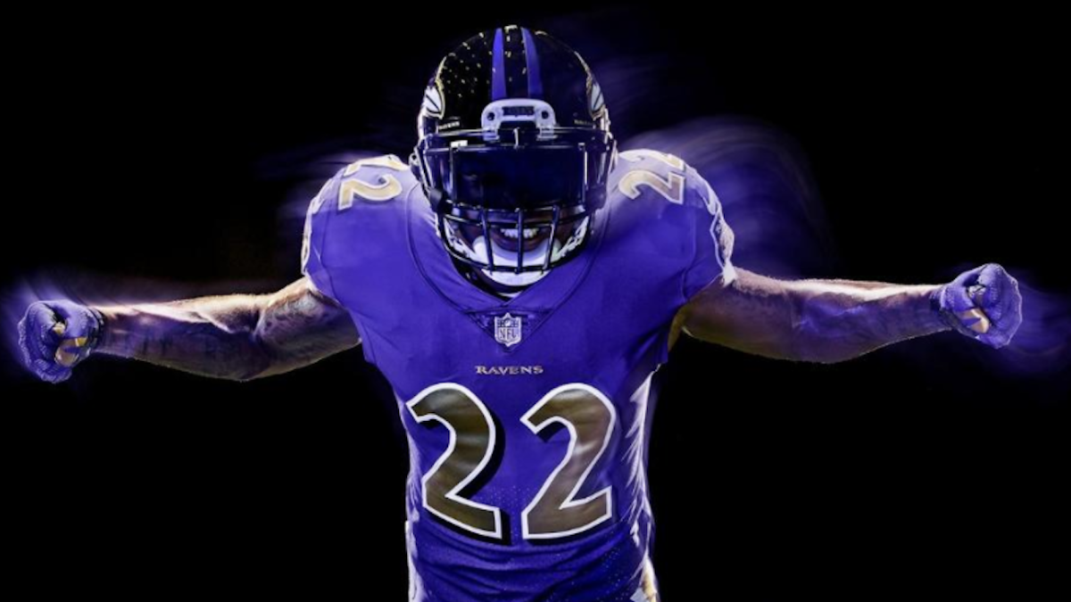 b5eb686da5d Color Rush: Here's what Ravens, Browns will be wearing on 'Thursday Night  Football' - CBSSports.com