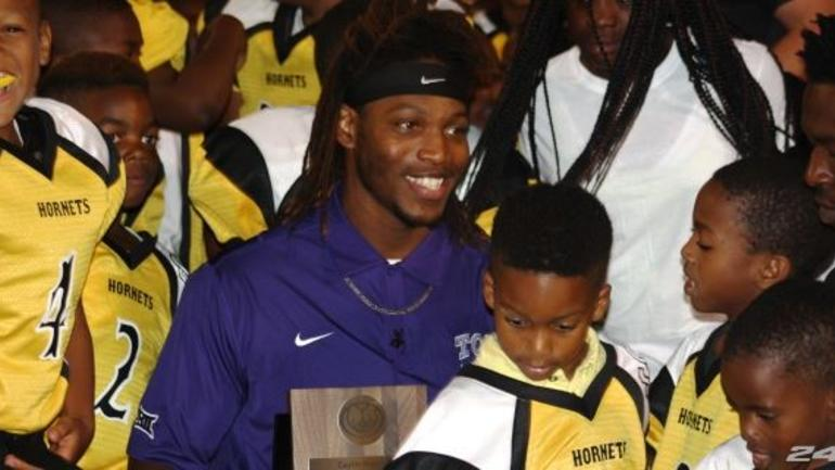 TCU Football's Moore Named a Rhodes Scholar Finalist ...