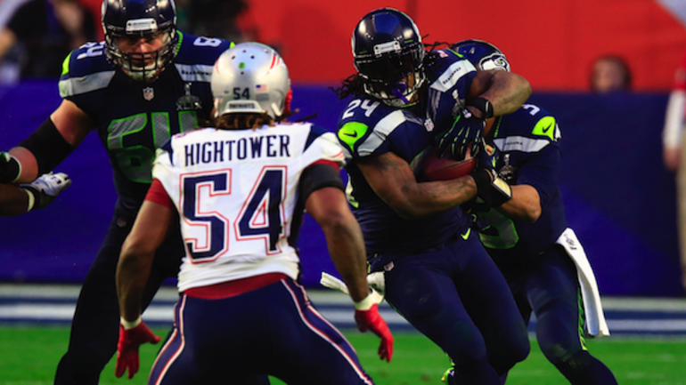competitive price 7a831 7755c Throwback Thursday: Dont'a Hightower's tackle of Marshawn ...