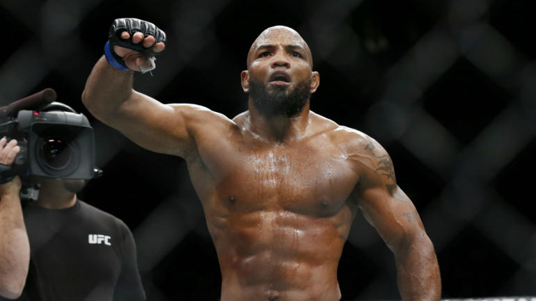 Ufc 205 Results Yoel Romero Nearly Breaks Chris Weidman S