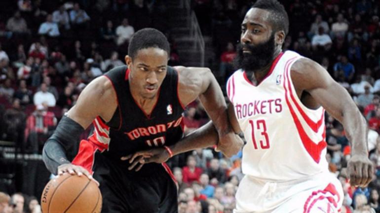 592586e5b217 DeMar DeRozan and James Harden named NBA Players of the Week ...
