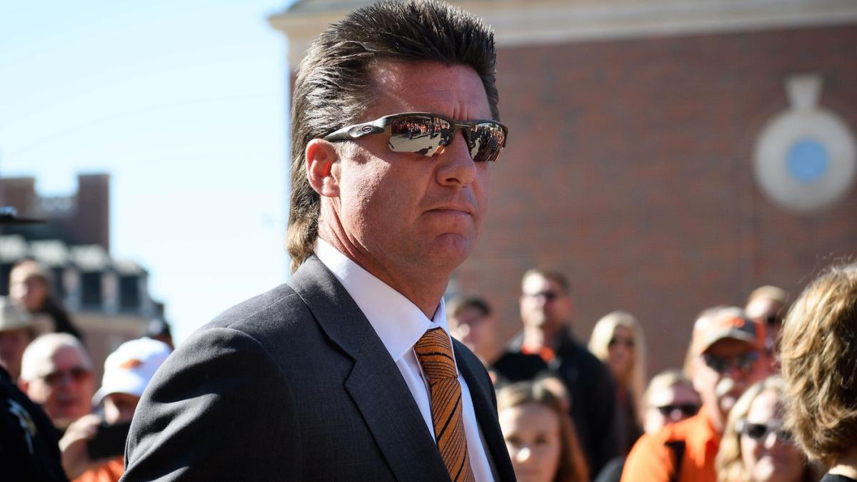 Oklahoma State S Mike Gundy Reveals The Secret Behind His