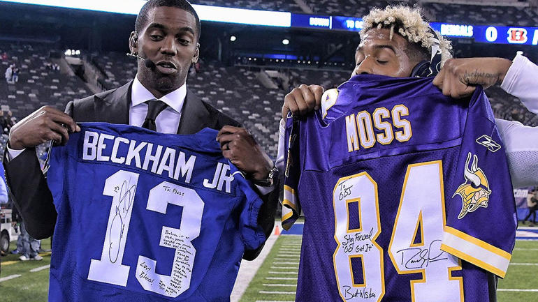 LOOK: Here's what Odell Beckham wrote to Randy Moss on ...