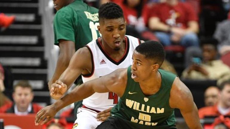 Louisville sprints past William & Mary - CBSSports.com