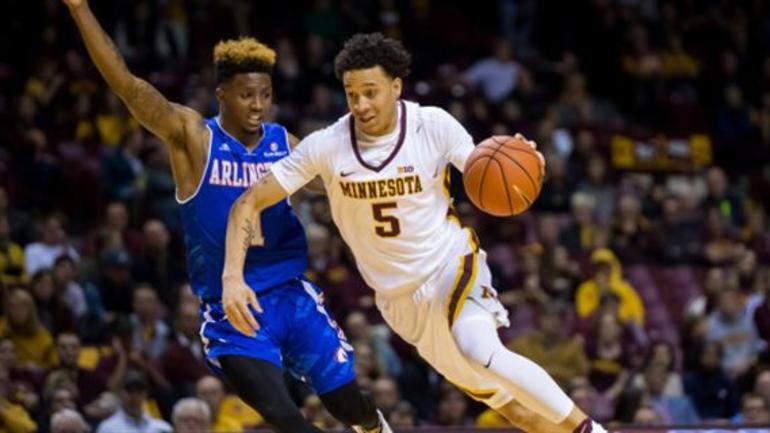 on sale ad15c 53350 An Incredible 2nd Half Surge Lifts the Gophers over UT ...