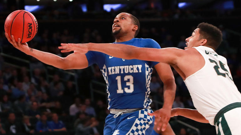 College basketball rankings: Kentucky new No. 1, Duke No ...