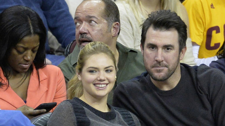 Justin Verlander details how Kate Upton pulled him out of depression: 'She was what I needed'