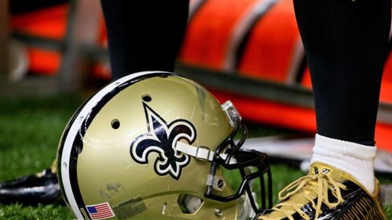 huge selection of 36605 67053 LOOK: Preview of the New Orleans Saints 'Color Rush' jerseys ...