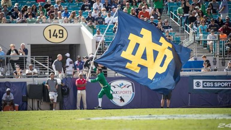nd football score labor day football games