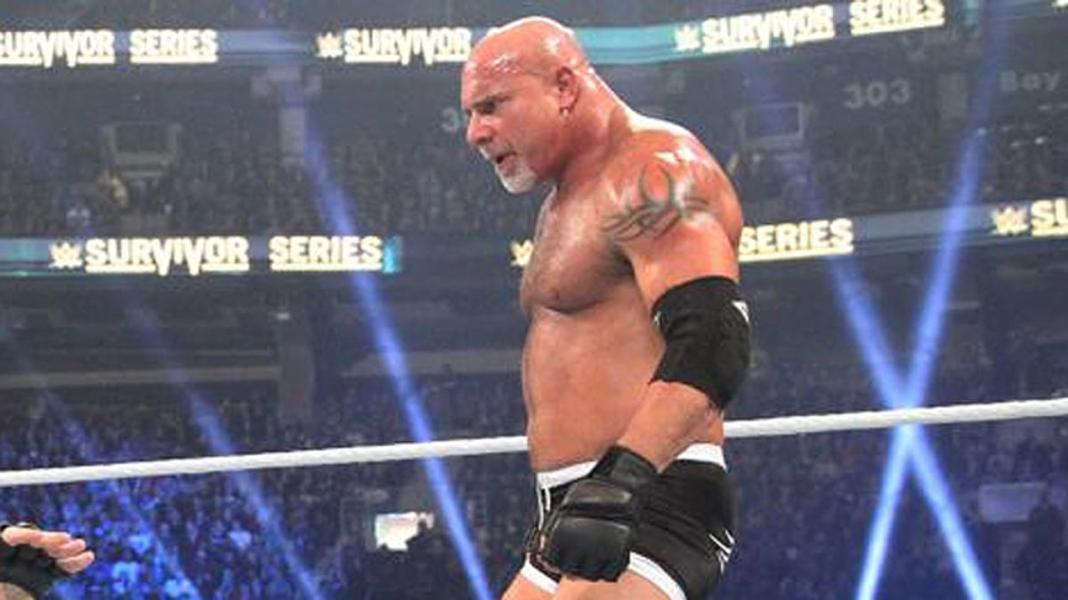 Bill Goldberg Salary: How Much WWE's The Myth Earns? 2