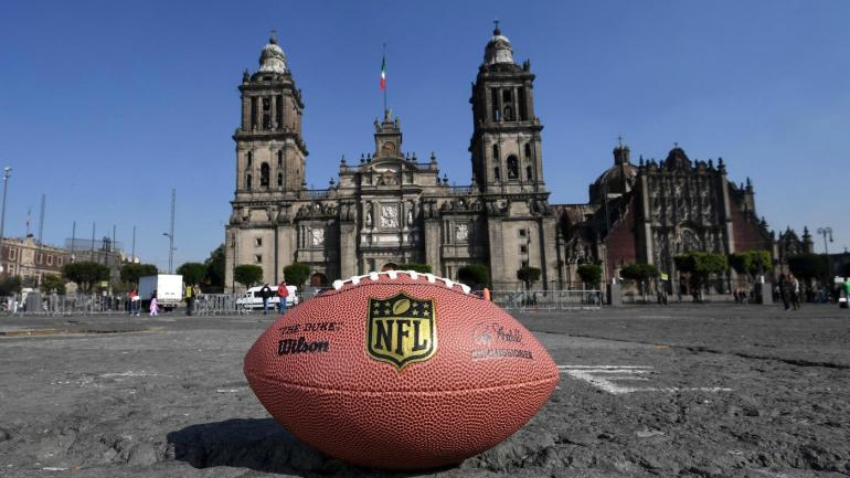 Mexico City field in horrible shape for Chiefs-Rams b3b03dd7c1d
