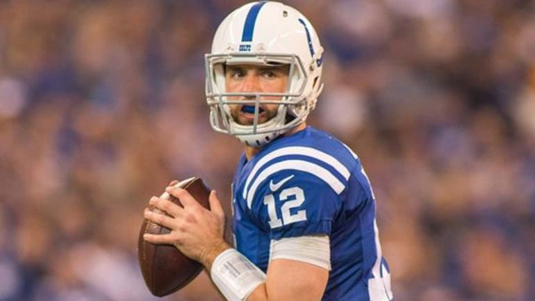 2166bff1 Andrew Luck ruled out of Thursday's game by Indianapolis Colts ...