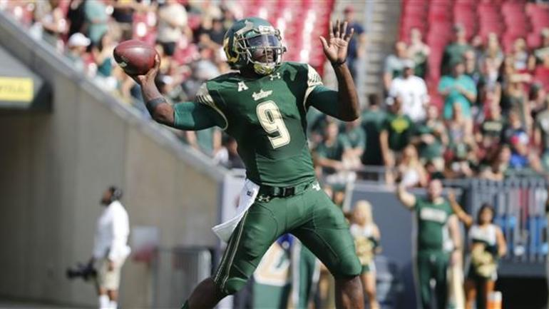 Image result for quinton flowers usf 2017