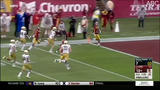USC breaks the game wide open with punt return