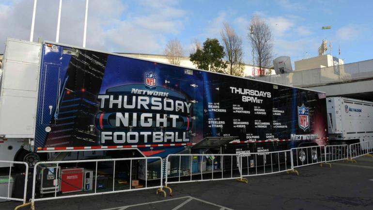 2018 Nfl Schedule How To Watch Stream Every Thursday Night