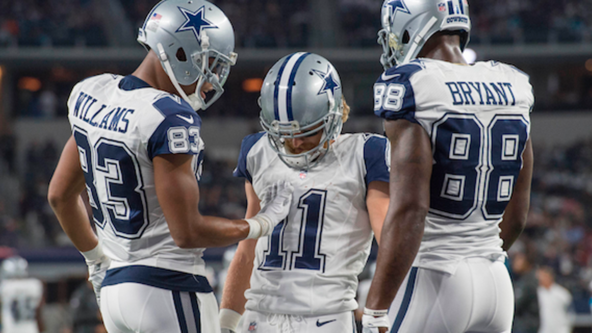 info for c52c9 d4661 Cowboys to wear Color Rush jerseys vs. Vikings on TNF ...