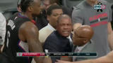 Doc Rivers goes BERSERK after ejection