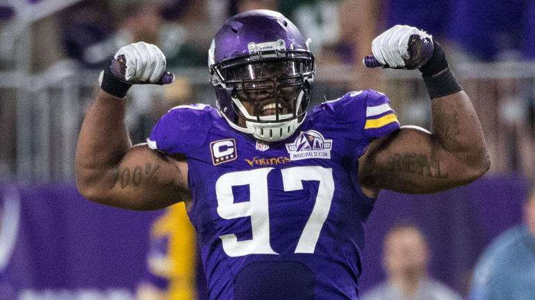 Vikings' Everson Griffen will reportedly return against Saints after five-week absence