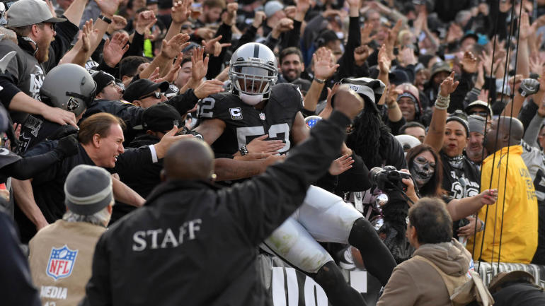 Raiders predictions: Final record, playoff odds from our ...