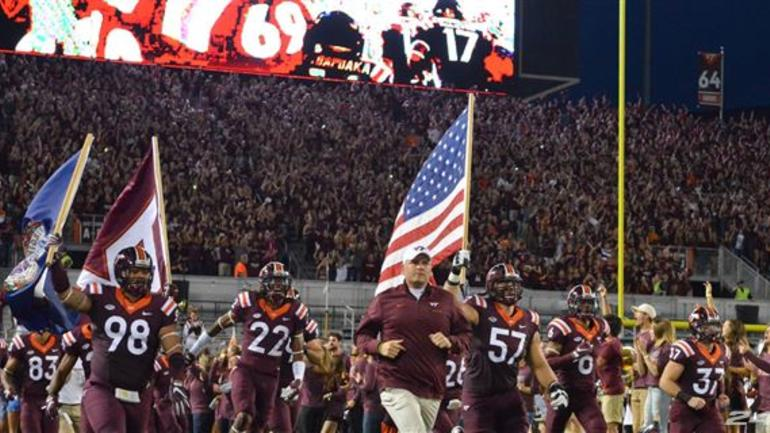Virginia Tech to wear All-Maroon for ACC Title Game ...
