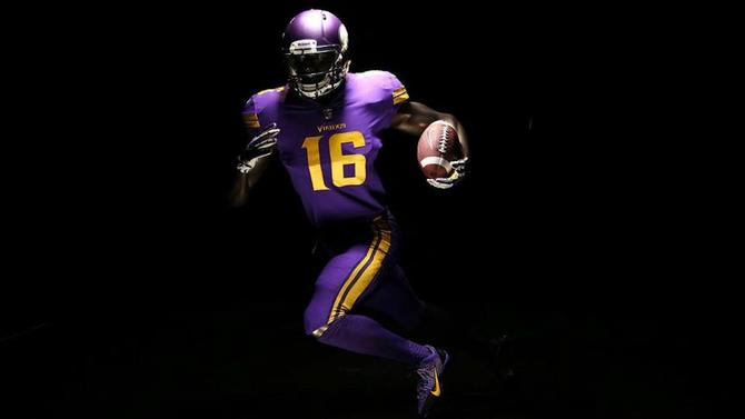 half off 79ef4 afcde Color Rush: Here's what Cowboys and Vikings will be wearing ...