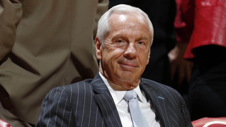 Roy Williams criticizes UNC supporters, asks they behave more like Indiana's fans - CBSSports.com