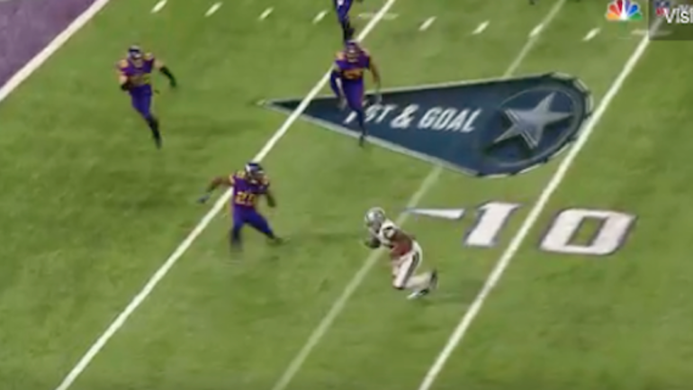 Watch Dez Bryant Gives Cowboys Life With Td Catch