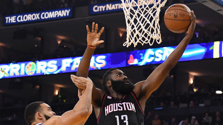 Takeaways: Rockets hand Warriors their third loss of the season after Draymond kick