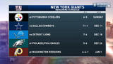 Boomer and Carton: Giants chances of winning the division