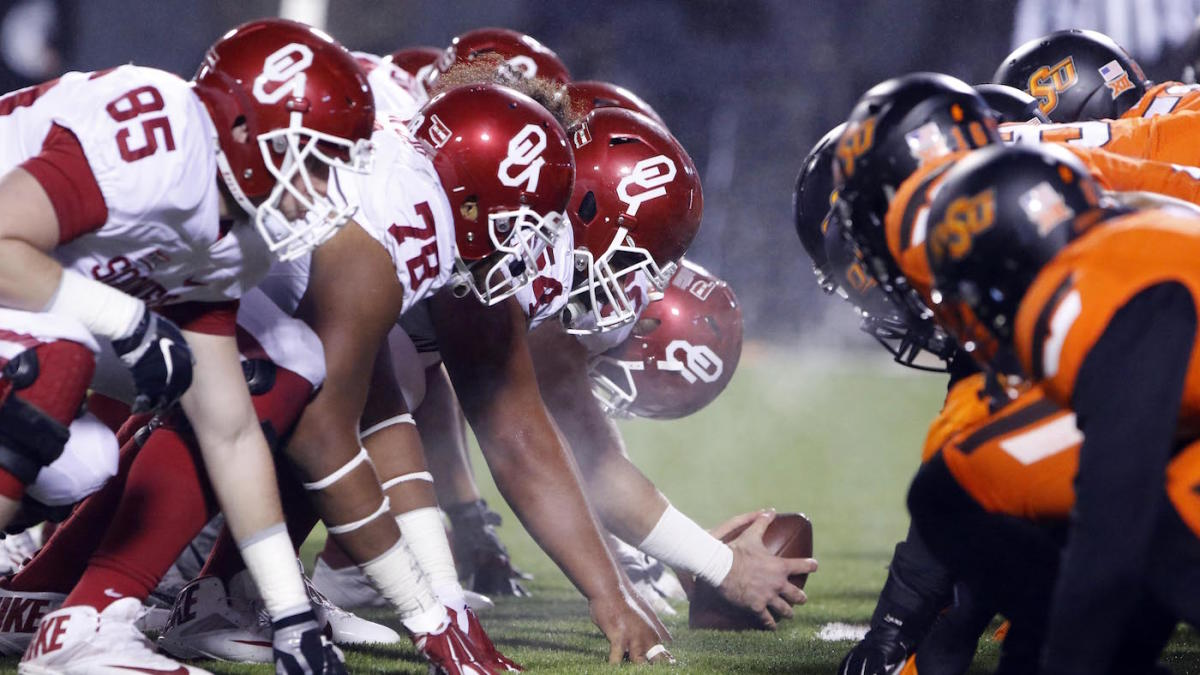 College football odds, picks for Week 12 in the Big 12: Bedlam game highlights conference title race