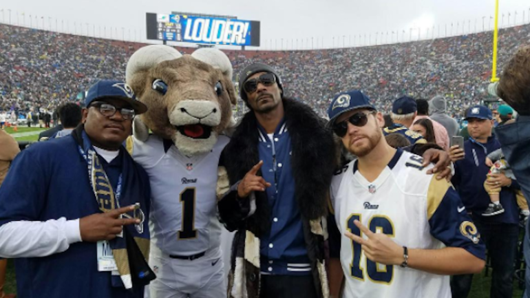 Snoop Dogg Rips The Rams Calls For Fishers Firing Over Dickerson Situation