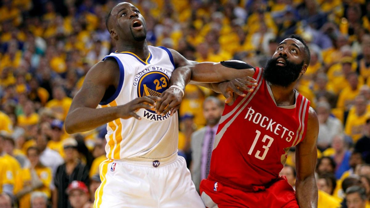 James Harden responds to Draymond Green's criticism of his