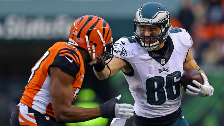Fantasy Football Week 14 waiver wire quick reaction: Ladarius Green, Dennis Pitta, Zach Ertz helping at tight end