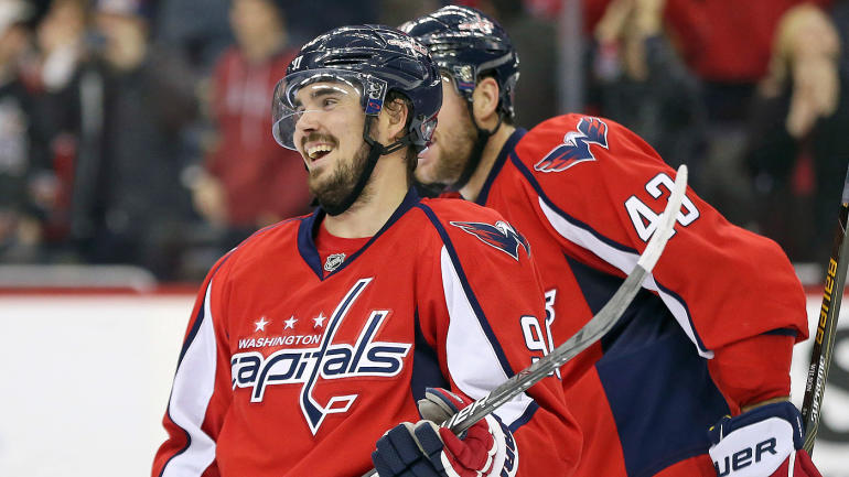 Capitals become first to clinch playoff berth: Three things to know