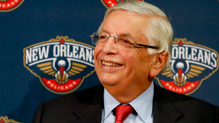 NBA stars pay respects to David Stern at late commissioner's memorial service in New York City