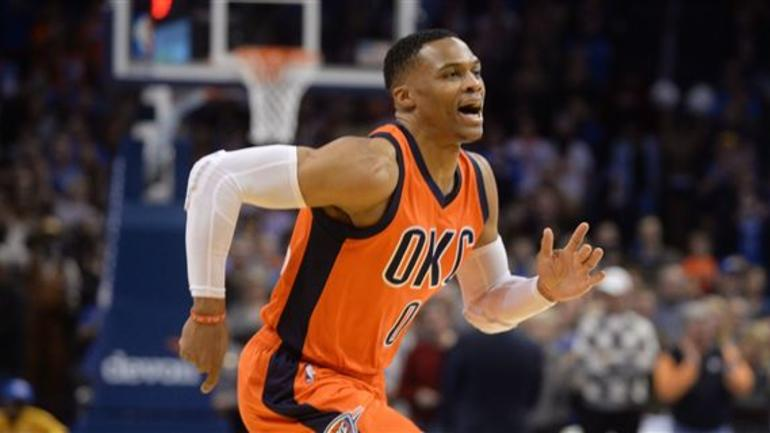 Russell Westbrook ties Magic Johnson on triple-double list