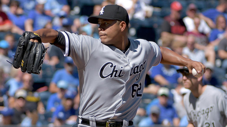 MLB Hot Stove Rumors: Rangers reportedly upping pursuit of Jose Quintana