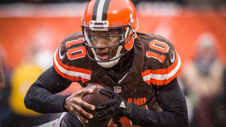 Kyle Shanahan explains why Robert Griffin III is having trouble finding NFL work