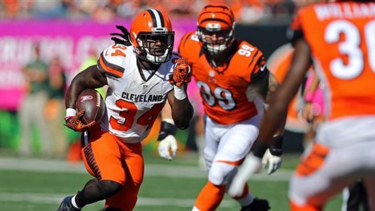 official photos 56e59 44d06 Report: Teams interested in RB Isaiah Crowell - CBSSports.com