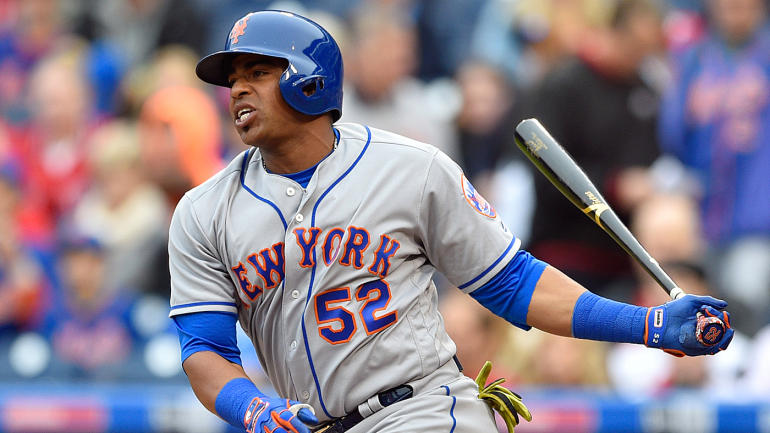 2017 MLB Player Rankings for LF: Cespedes is the man, young Cub cracks top five