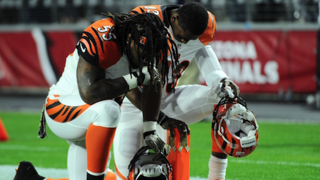 George Iloka Proud Of Vontaze Burfict